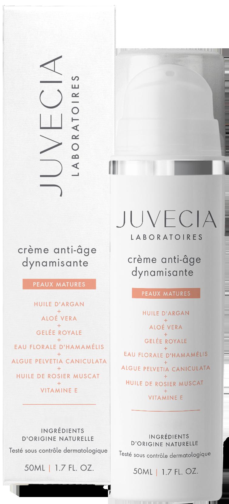 Juvecia crème anti-âge Avis
